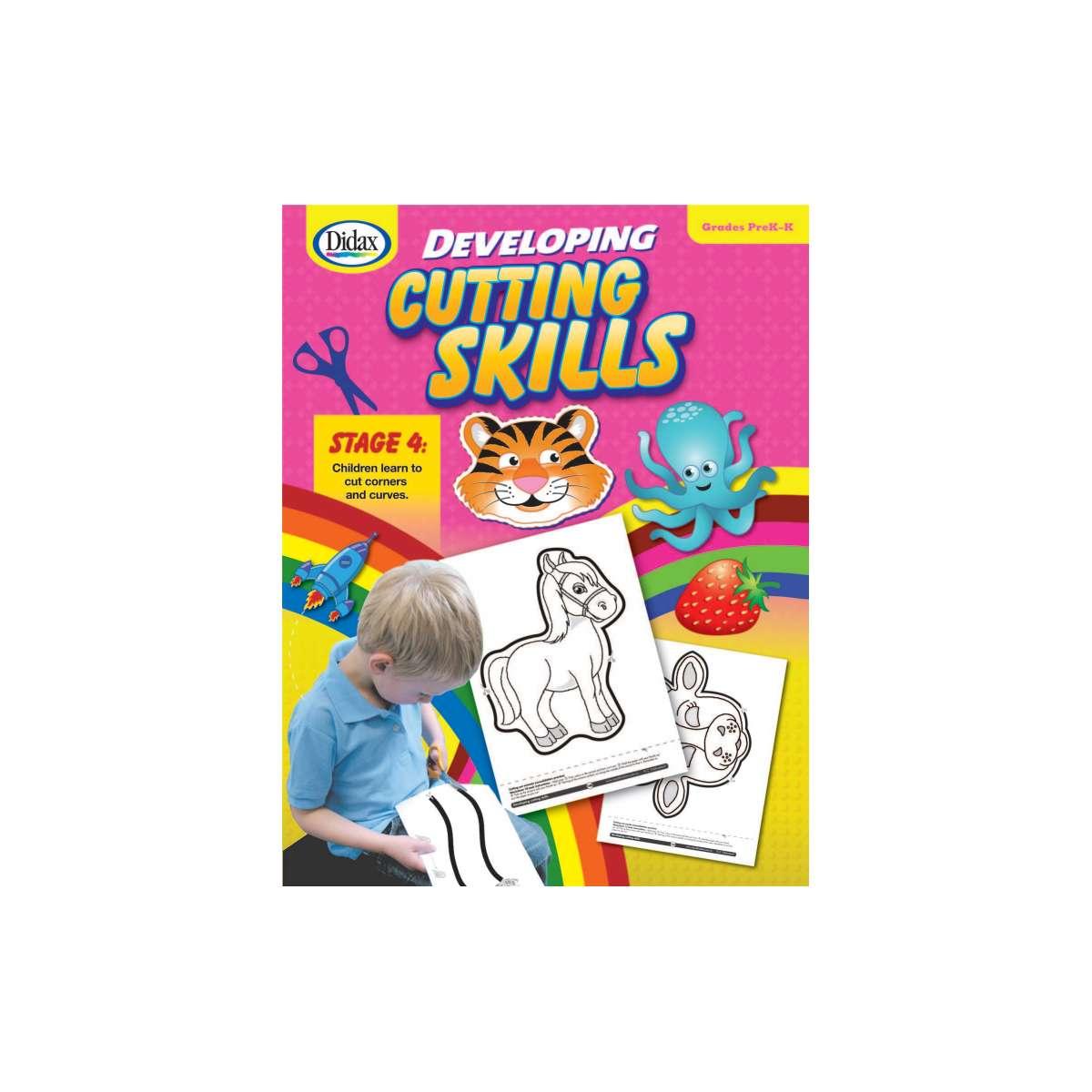 Developing Cutting Skills Prek K Dd