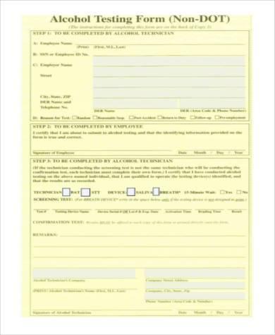 Dot Medical Card Test | Ownerletter co