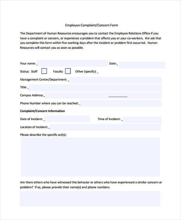 Nothing removes headache from the hr department quite like online forms. Free 40 Hr Forms In Pdf