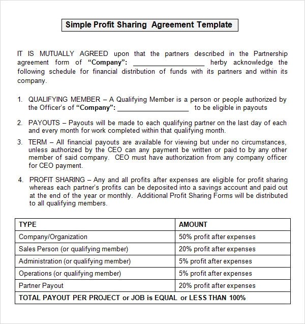 Simple Loan Agreement Template Loan Agreement Template All Form – Simple Loan Form