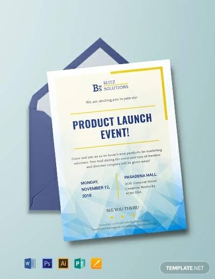 sample event invitation templates