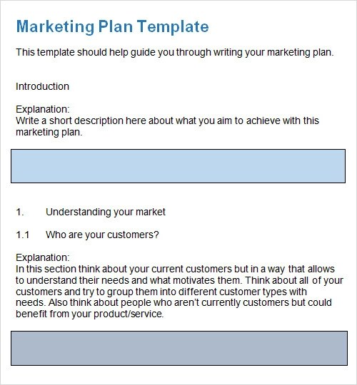 Sample Plan Template 26 Download Free Documents In PDF Word Excel