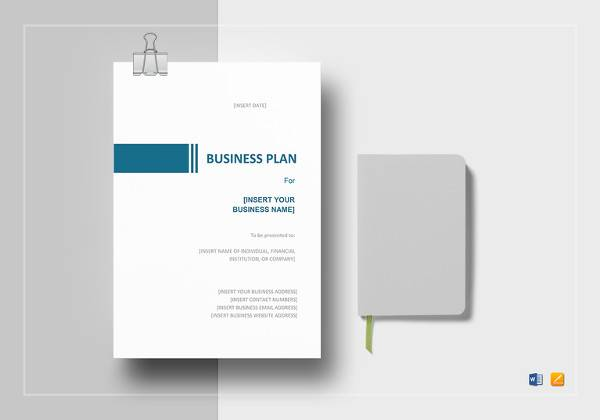 images for simple business continuity plan template