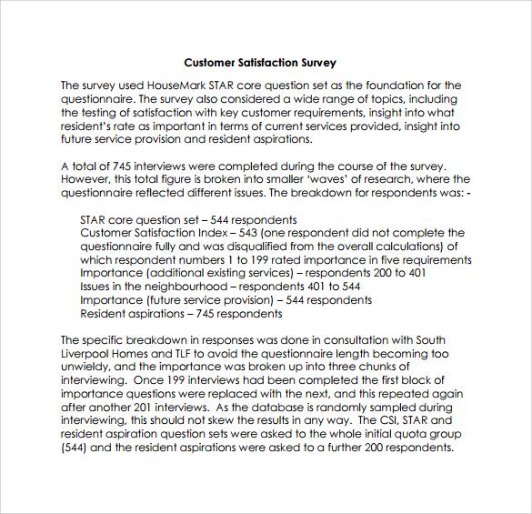 cover letter for questionnaire surveys - cover letter to questionnaire