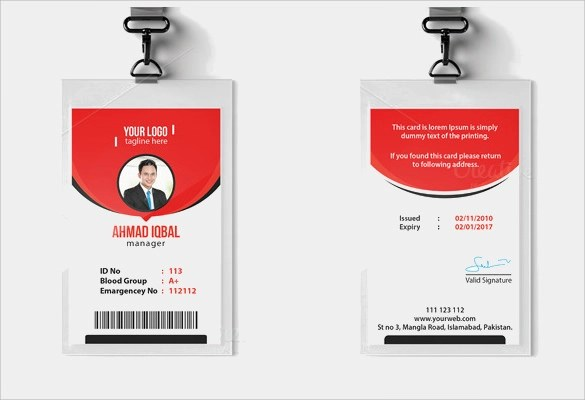 Id Card Template Word. top up pre paid cards. download id card ...
