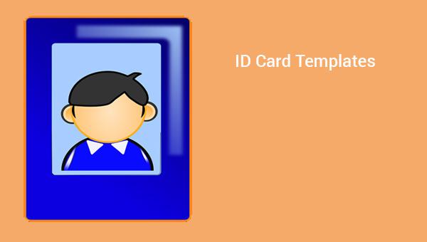 Free 35 Amazing Id Card Templates In Illustrator Ms Word