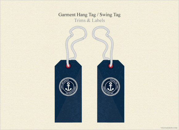 Sample Hang Tag Template 9 Documents In PDF PSD