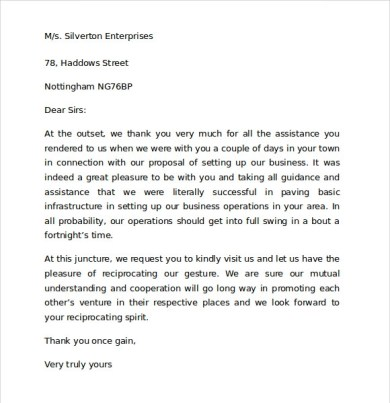 100 Follow Up Letter To Client