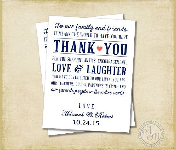 Etiquette For Writing Thank You Notes For Wedding Gifts : Thank You Letter For Money Wedding Gift How To Write