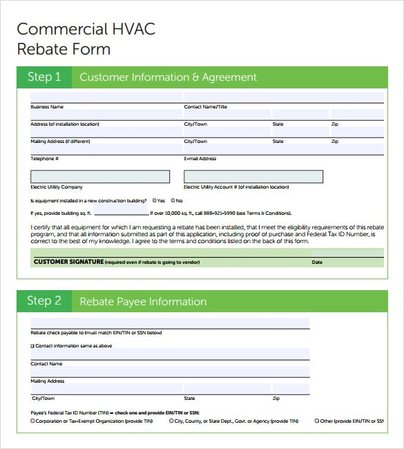 Sample HVAC Invoice Template 13 Download Documents in