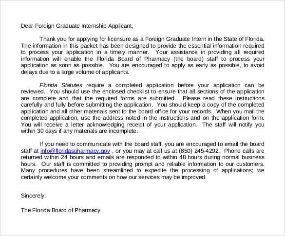 Pharmacist Letter  Docoments Ojazlink