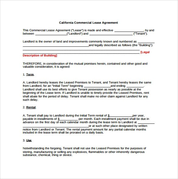 On the whole, the standard validity time. Free 10 Office Lease Agreement Templates In Ms Word Google Docs Pages Pdf