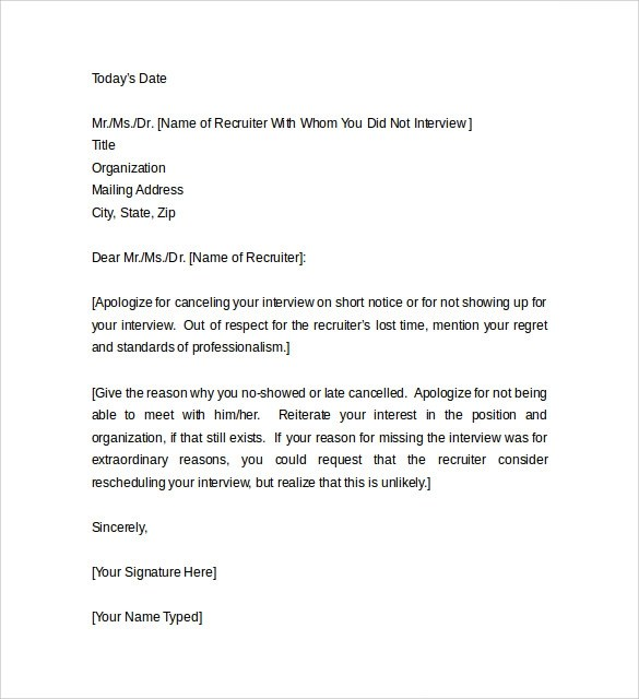 Sample Apology Letter For Being Late 8 Free Doents To
