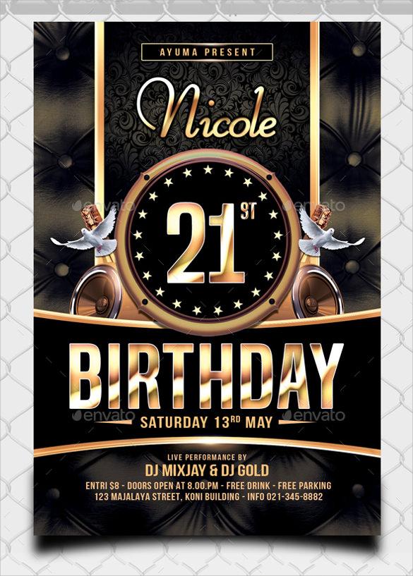 Design Birthday Party Invitations