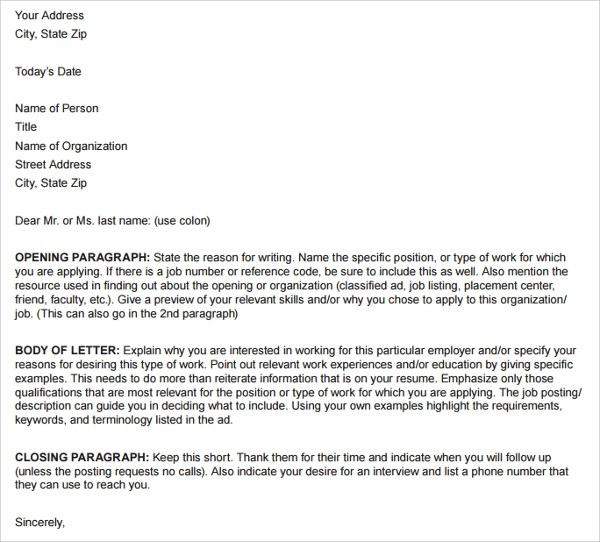 Sample Editorial Assistant Cover Letters 13 Documents In PDF Word