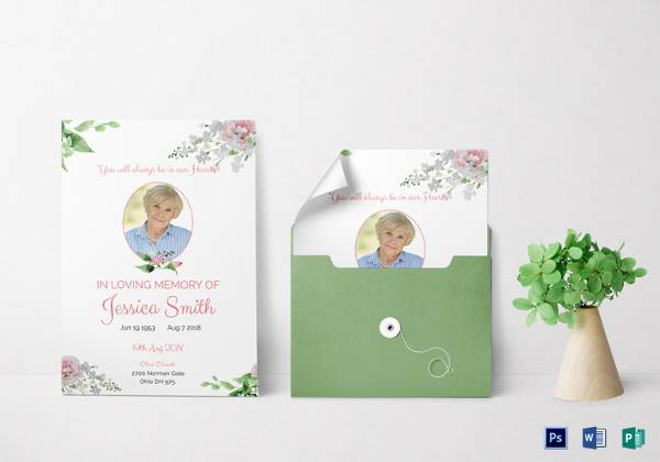 Funeral Card What Put