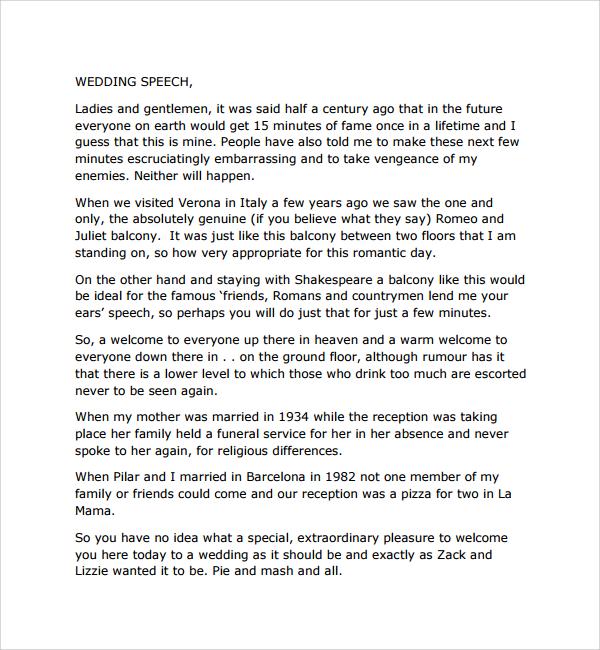 Marriage Invitation Acceptance Letter