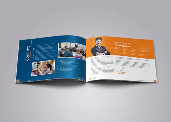 12 University Brochure Templates Sample Templates