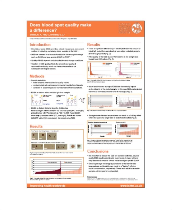 Sample Research Poster 7 Documents In PDF Word