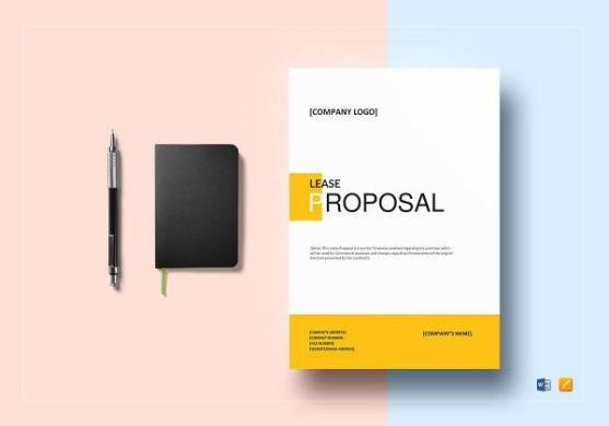 10  Sample Lease Proposal Letters     PDF  Pages   Sample Templates lease proposal template