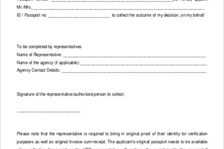 Sample of special power of attorney for authorization to process templates passport collection authorization letter power of attorney templates pdf doc free premium templates special power of attorney word format thecheapjerseys Images