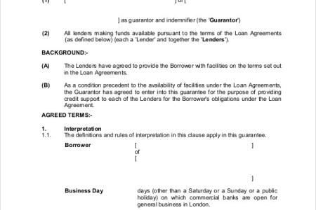 New sample of guarantor letter for employee best of 8 how to write a guarantor letter dean routechoice co guarantor letter guarantee letter samples pdf sample templates personal employment guarantee letter guarantor letter altavistaventures Choice Image