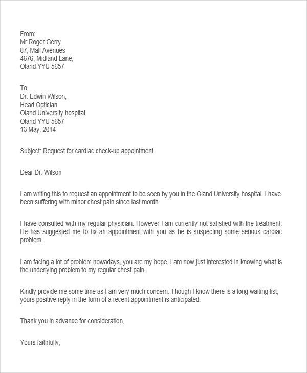 Letter Format Formal Request Payment