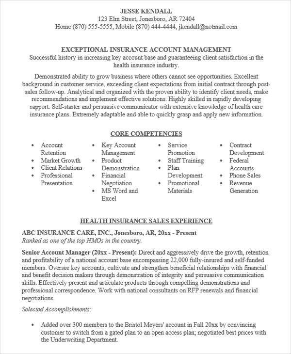 52 Manager Resume Samples PSD Word Apple Pages