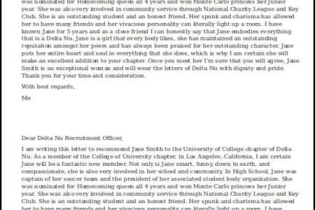 Sorority recommendation letter template free professional resume employee cover letter sorority recommendation letter template employee gallery of sorority resume template sample sorority recommendation letter free sample thecheapjerseys Image collections