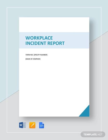 The easiest way to create and organize law enforcement, public safety, and security reports and incident forms. Free How To Create An Incident Report 12 Samples