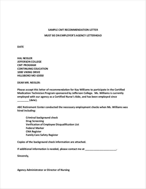 letter of explanation criminal history template