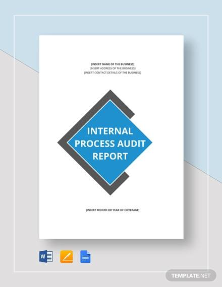 Name of facility admitting and registration audit date: Free 8 Daily Audit Report Samples Templates In Pdf Ms Word