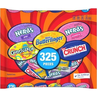 Nestle Assorted Candy Mix 6 Lbs 325 Ct Sams Club