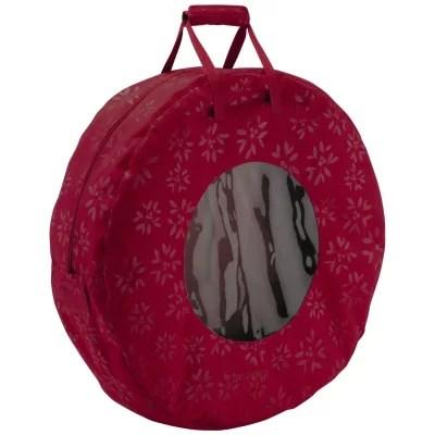 Seasons Wreath Storage Bag Large Sams Club