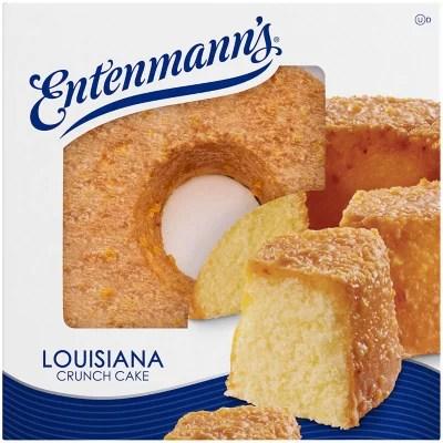 Entenmann39s Louisiana Crunch Cake 20 oz Sam39s Club