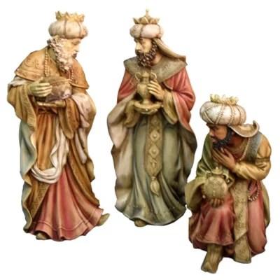 3 Wise Men Nativity Scene Sams Club