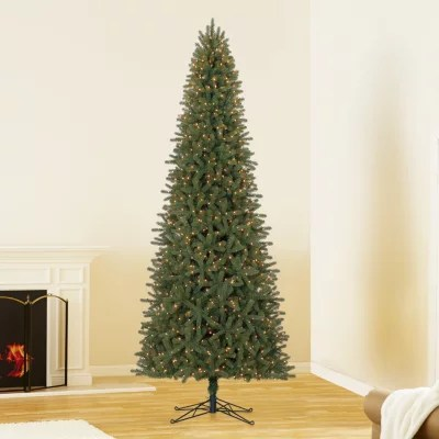 12 Ft Members Mark Artificial Pre Lit Ellsworth Fir