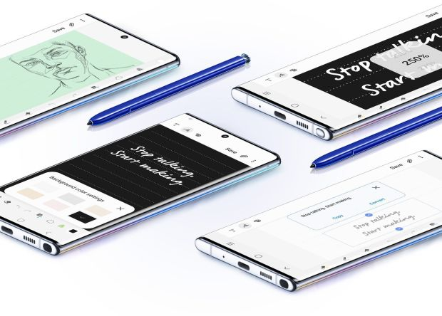 Galaxy Note 10 Launch: Samsung Finally Gets Rid Of The 3.5mm Headphone Jack