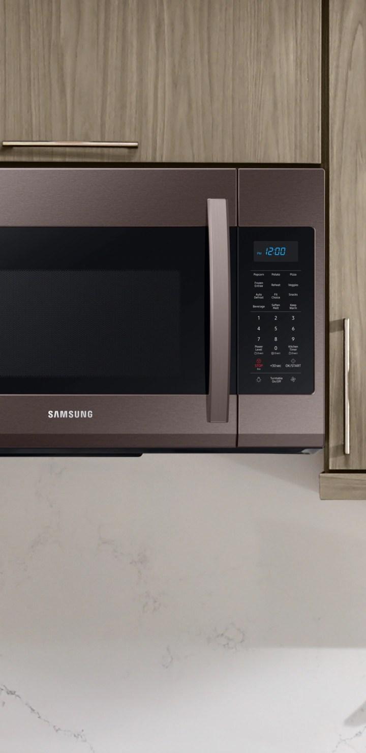 smart microwaves samsung