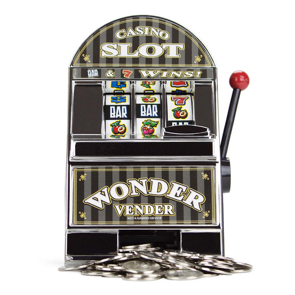 Coin Slot Machine Game