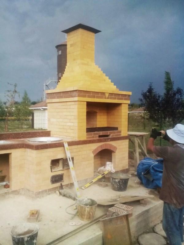 Камины из кирпича: продажа, цена в Алматы. камины от ...