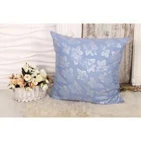 Наперник 70х70 см на молнии Роза голубая: продажа, цена в ...