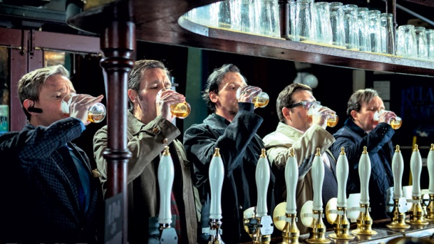 Movies By Barlight - The World's End
