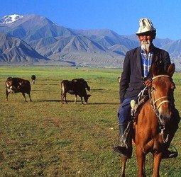 Rondreis Kirgistan (Kirgizië)