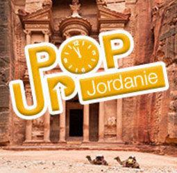 Rondreis Jordanië Pop-Up