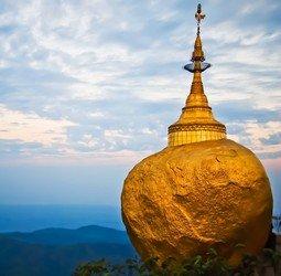 Rondreis Myanmar en Thailand