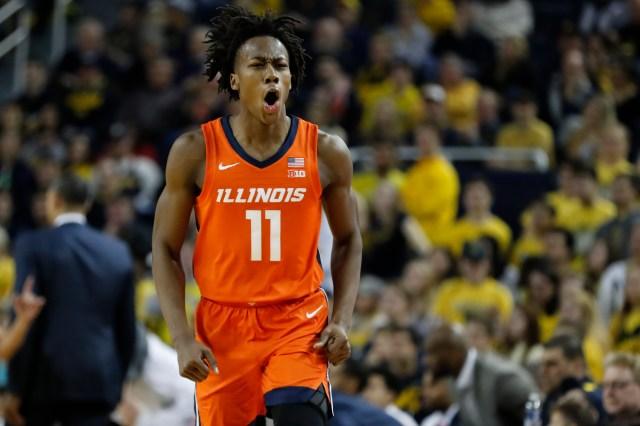 VIDEO: Illinois Guard Ayo Dosunmu On NBA Draft/Return To College Decision