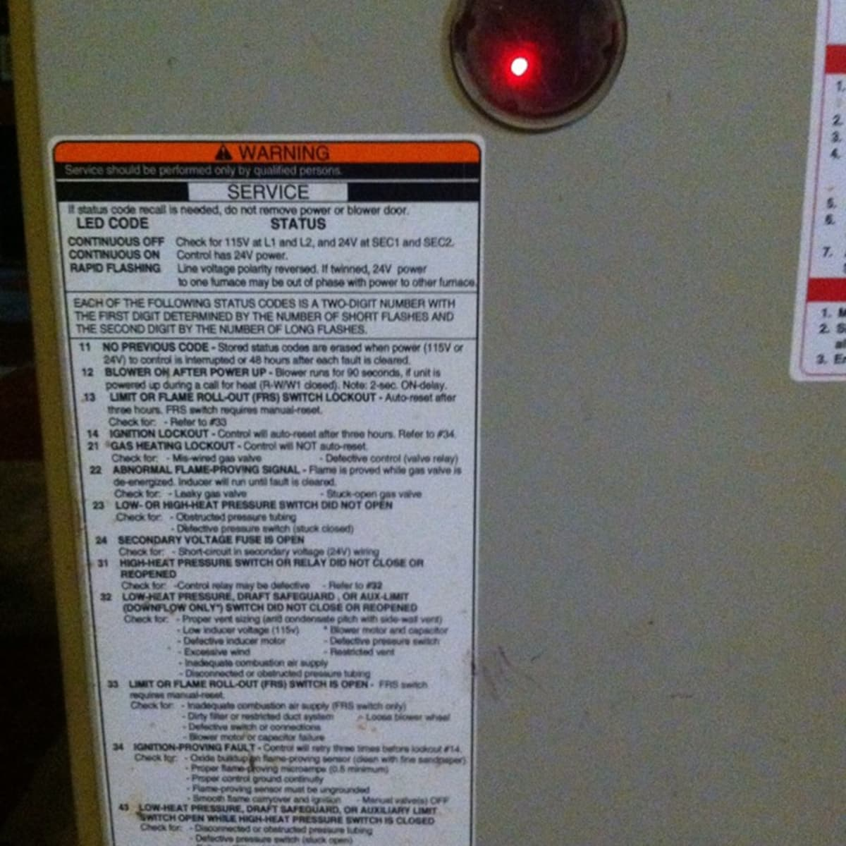 troubleshooting common furnace problems
