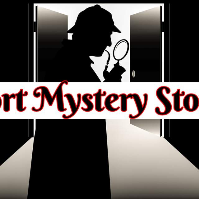 Mystery Short Stories: Thriller, Detective, Suspense, and