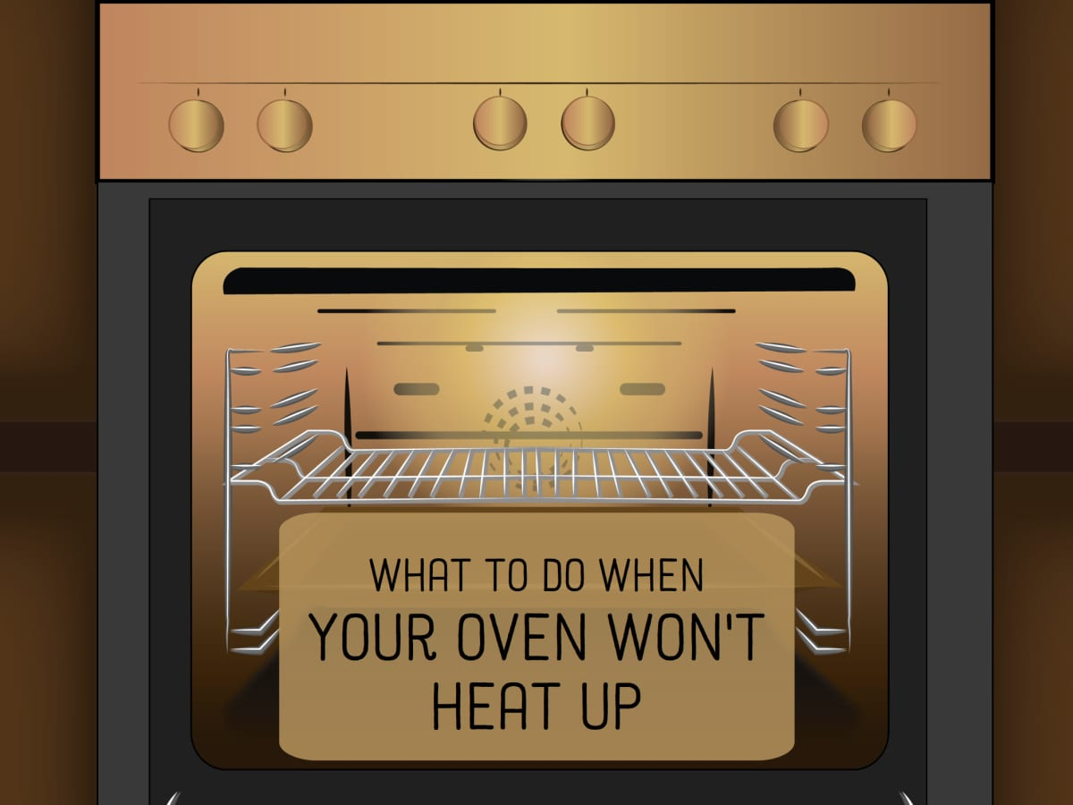 gas or electric oven isn t heating